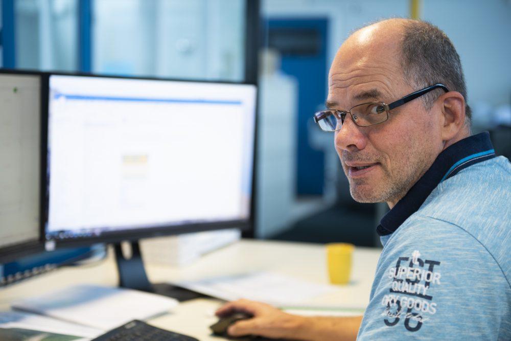 Willem van Dam – projectbegeleiding elektrotechniek