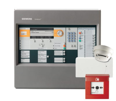 brandmeldinstallatie Siemens Cerberus